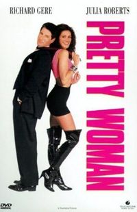 My favorite movie! Pretty Woman. In case I forget to tell you later, I had a really good time tonight.