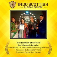 Indo Scottish Global School is a leading international school in India with branches in Pune, Kamothe and Thane west. Our school campuses can be viewed as, purposeful, and passionate places where independent thinking is always encouraged and excellence ww...