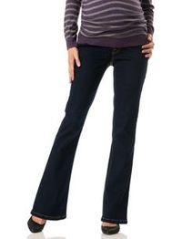 "Indigo Blue Secret Fit Belly�""� Slim Fit Skinny Boot Maternity Jeans"