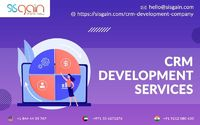 SISGAIN's CRM development services is an extensive solution that enables an organization in development services in Florida, USA. Our CRM Solutions are exclusive by focusing on strategically noteworthy markets/customers without taking the whole team...