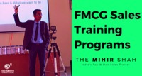 Yatharth Marketing Solutions has successfully delivered the FMCG Sales Training Programs at Oriqa Edible based in Gujarat. Sales Training Programs delivered by Mr. Mihir Shah - India's Top Expert Sales Trainer. 