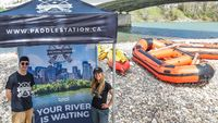 Join Paddle Station one of our guided rafting trips and be introduced to new rivers. Call us at (403) 456-2418