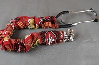 Stethoscope Cover - San Francisco 49ers $7.99