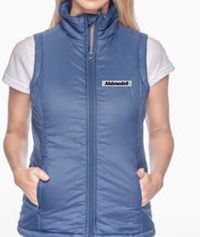 Ladies' Essential Polyfill Vest by ALNBRANDS $60