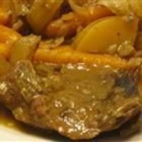 Slow Cooker Tender and Yummy Round Steak Recipe I made this today and it is delish!