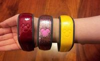 Ways to decorate and personalize your Walt Disney World Magic Bands