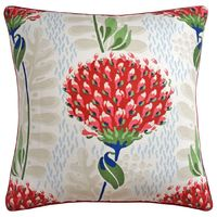 Tiverton Red Decorative Pillow $282.00