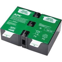 Apc By Schneider Electric Replacement Battery Cartridge #123 $78.76