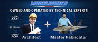 Modelworks Direct is a custom scale model company based in San Dimas, Calif. The company produces the world's finest handcrafted models from their client's photos and specific requirements. Models produced are museum-quality military, civilian...