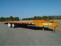 """Shop now online Econoline 15-Ton 102"""" x 25' Heavy Duty Dual-Tandem Dovetail Trailer *Air Brakes** at the best price in GA, USA from Trailers2Go4Less. https://trailers2go4less.com/shop/econoline/15-ton-heavy-duty-dual-tandem-dovetail-trailer-air..."""
