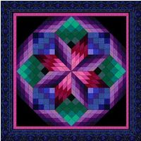 """lone star quilt pattern 
