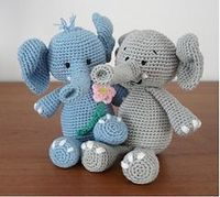 ella the elephant crochet