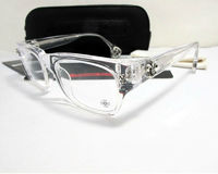 c1e43904804 Posts similar to  Fashion Chrome Hearts MYDIXADRYLL Eyewear CRYS ...