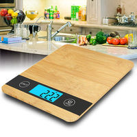 Digital LCD Touch Kitchen Scale Food Postal Mailing 5KG/11LBS x 1g Electronic