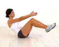 30-minute workout: total body toned using no equipment