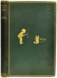 Winnie The Pooh - FIRST EDITION - 1926 - by A. A. Milne �™��™�