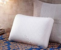 Cervical Memory Foam Pillow https://www.pepperfry.com/viscos-memory-foam-pillow-for-sleeping-cervical-neck-pain-and-orthopedic-problem-1758583.html