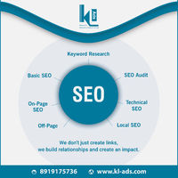KL Ads is the Leading SEO Service provider in Hyderabad, which delivers SEO Services to amplify website visibility on SERPs. Contact us to boost your Business.