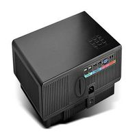 VIVIBRIGHT Projector C90 More Upmarket Video Projector 3500 LMS LED Light Out