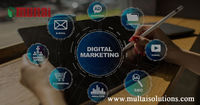 Multai Solutions is one of the top Digital Marketing Agency in Hyderabad, India, offering you the best Digital Marketing Services at affordable prices. Our Digital Marketing services include SEO, SEM, SMM services and more. We mainly focus on offering cus...
