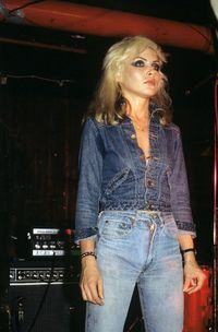 """Levi's unveils its vintage-inspired, Debbie Harry�€""""approved 505C with a Harry concert and more washes than you could dream of."""