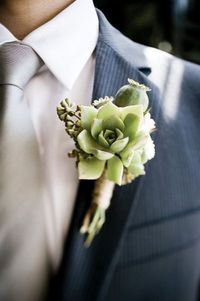succulent (image vanished from Style Me Pretty)