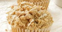 Cinnamon Swirl Coffee Cake Muffins. These muffins will have you completely addicted after just one bite! Between the gooey cinnamon swirled throughout each muffin to the buttery crumb topping on top, these are true perfection!