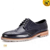 CWMALLS® Leather Brogues Oxford Shoes CW716023