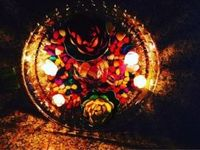 Diya Decoration Ideas and Images Simple diya decoration ideas for Diwali 2018, Browse 500+ beautiful diya images online on HappyShappy! Also find and save decorative diyas design photos for competition in school  FIND MORE AT : www.happyshappy.com.