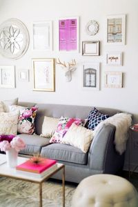 Are you ready to set your eyes on one of the most chic and fabulously styled homes?! Well, get ready, because this home tour is going to leave you yearning for