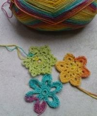 A wonderful collection of free crochet flower patterns with a host of great ideas for using these beautiful flowers once you have completed them....