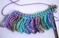 How To Crochet A Scarf - Bing Images