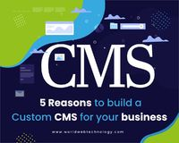 """Are you confused about the selection of CMS?