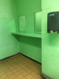 Girls Bathroom Before