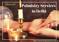 By consulting with an expert Shastri Ji who provides Palm reading service in Delhi, you can prediction about you. When you visit a palmist he looks at the mounts, plains and lines to make predictions. The meanings of different lines are determined by meas...