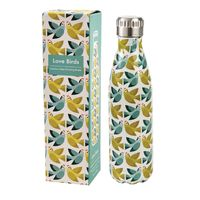 Love Birds Stainless Steel Bottle £19.95