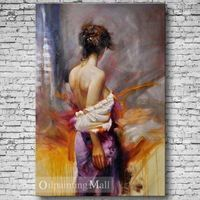 Twilight By Pino Daeni Reproduction Hand Painted Oil Painting