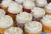 Perfect Cupcake Frosting and Filling--no powdered sugar, not too sweet!