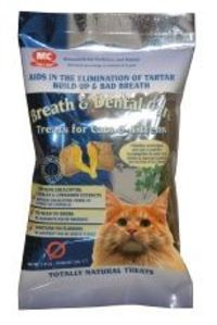 Mark Chappell Ltd Mark and Chappell Cat Breath and Dental Treats 50g Mark amp; Chappell Cat Breath amp; Dental Treats 50g 50g http://www.comparestoreprices.co.uk/pet-products/mark-chappell-ltd-mark-and-chappell-cat-breath-and-dental-treats-50g.asp