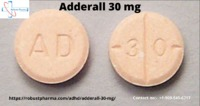 Adderall 30 Mg at best price Adderall 30 Mg Drug is mainly used in the treatment of ADHD. Sometimes used in treating Sleep disorders like narcolepsy by helping you stay awake.  https://robustpharma.com/adhd/adderall-30-mg/