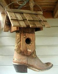birdhouse - love this one! very different