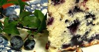 When it's blueberry picking time, our family's favorite for brunch is Blueberry Buckle Coffee Cake. It's delicious! | Best recipe for Blueberry Coffee Cake