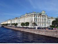 The Hermitage, St Petersburg, Russia places to visit 2015