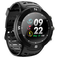 "XANES F18 1.3"" TFT Color Screen IP68 Waterproof Smart Watch GPS Pedometer Heart Rate Blood Pressure Monitor Fitness Smart Bracelet"