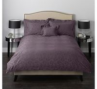 John Lewis Rococo Bedding Sensuous cotton sateen duvet covers with a flocked pattern of damask scrolled leaves. http://www.comparestoreprices.co.uk//john-lewis-rococo-bedding.asp