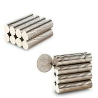 Thin 8mm x 1mm Strong Disc Rare Earth Neodymium Crafts Magnets $18.10