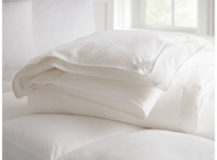 White Goose Down Duvet by Peacock Alley $305.00