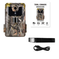 HC-900A16 1080P 0.3S 120° Outdoor Waterproof High Definition Infrared Hunting Camera Tracking Camera