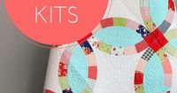 Create beautiful, vibrant quilts with Craftsy's selection of Moda quilt kits. Every quilt kit includes the pattern and the fabric you need to complete your quilt from start to finish. With over 60 unique Moda kits to choose from, it's hard to pick...