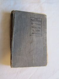 Treasure Island by Robert Louis Stevenson (1919) for sale at Wenzel Thrifty Nickel ecrater store